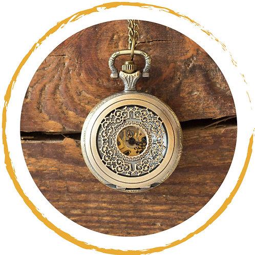 Mechanické hodinky - Secesia