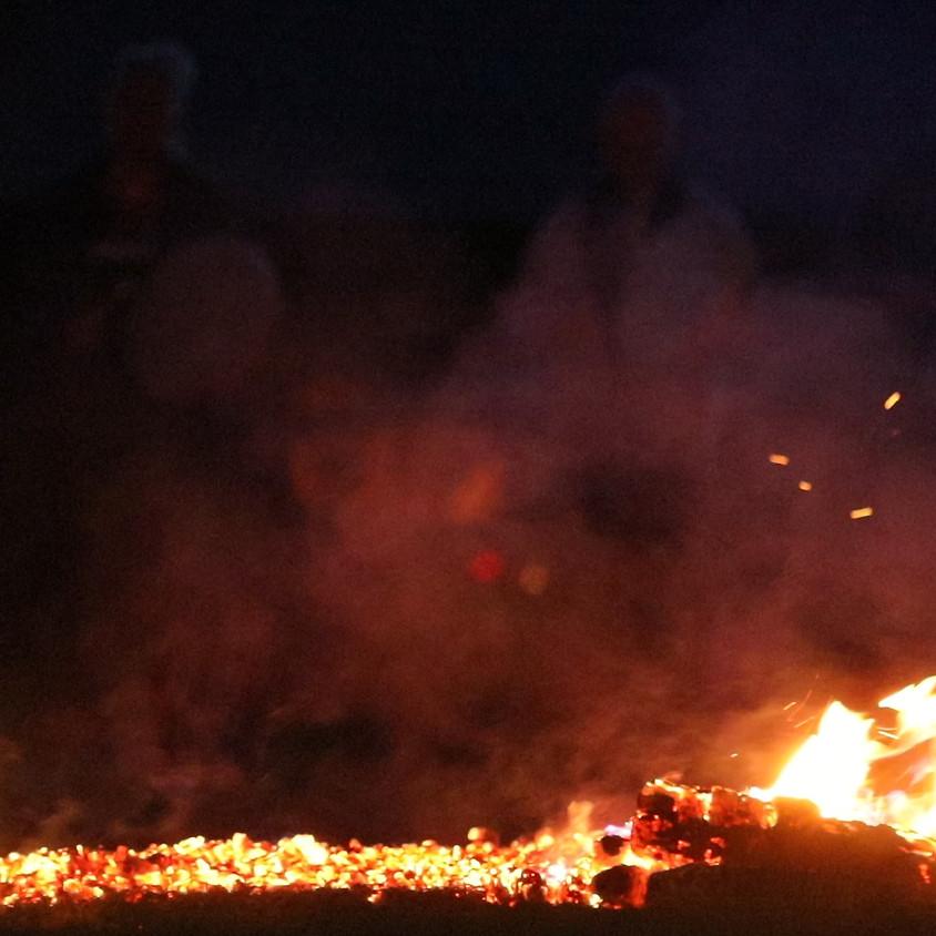 FIREWALKING - júl, ČR