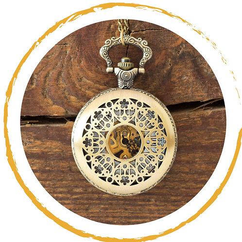 Mechanické hodinky - Katedrála