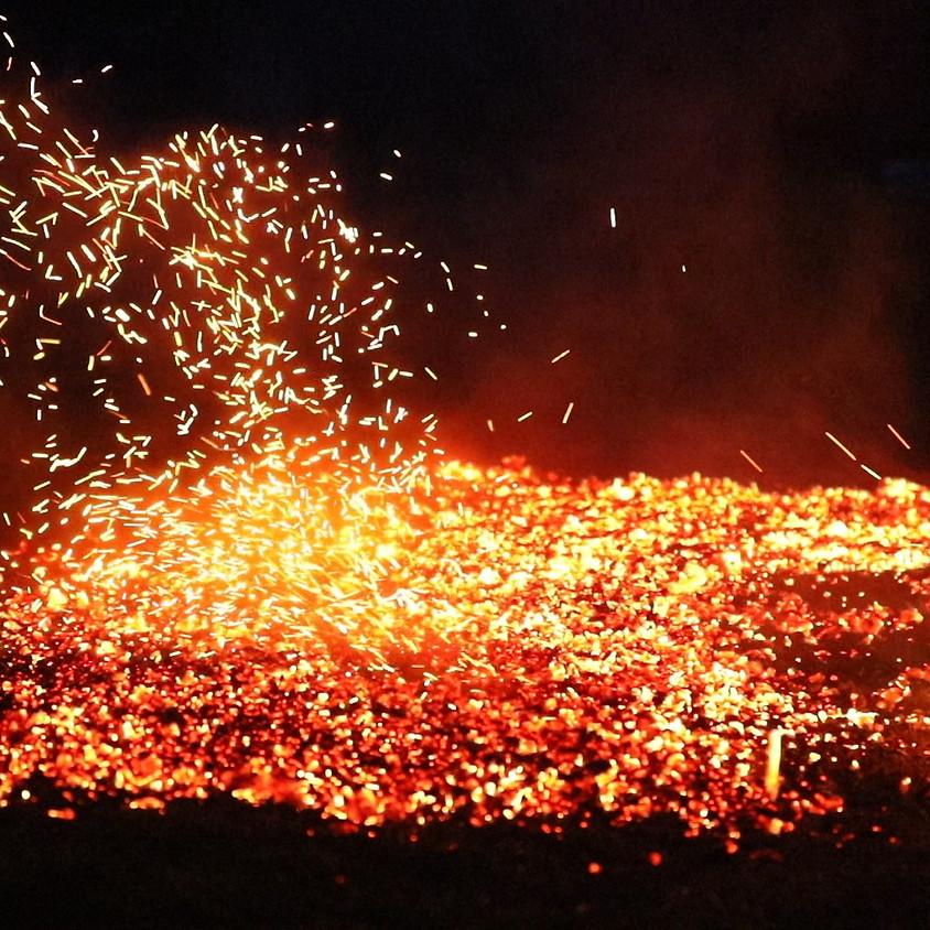 FIREWALKING - máj, SR