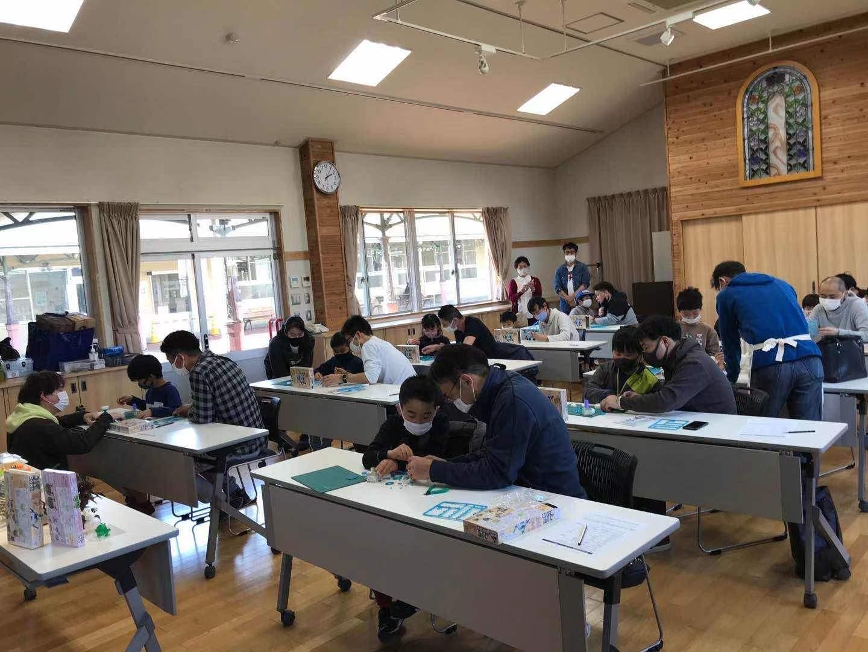 関東プラモデル教室開催