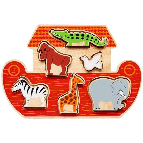 Noah's Ark Shape Sorter Puzzle