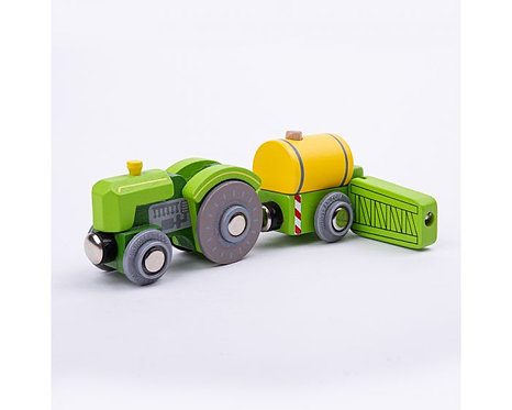 Tractor & Crop Sprayer Railway Accessory