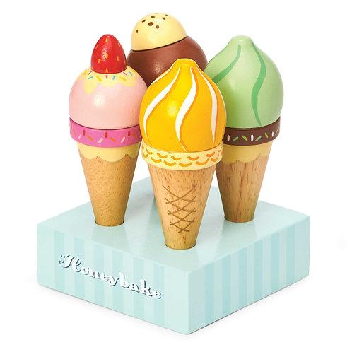 Play Food Ice Creams