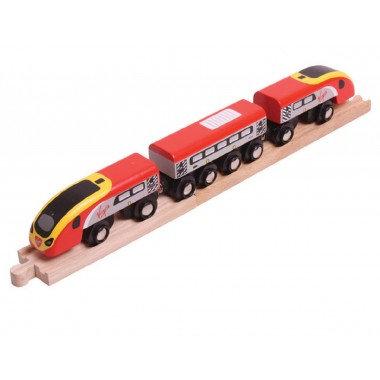 Virgin Pendolino 'Gatwick Express' Train