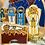 Thumbnail: Lanka Kade Deluxe Starry Night Nativity Set