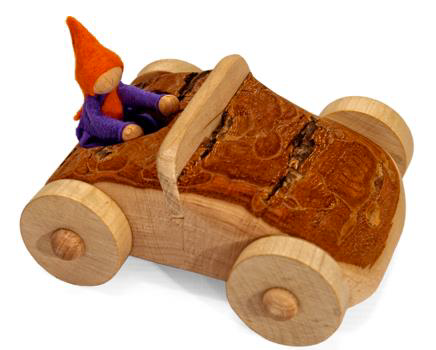 Magic Wood Elf Sports Car