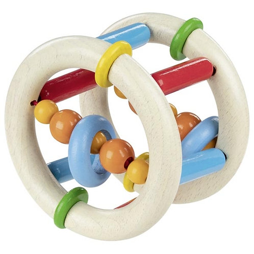 Touch Ring Elastic Roller Baby toy