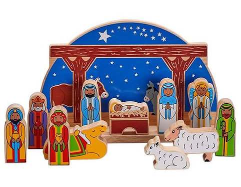Lanka Kade Deluxe Starry Night Nativity Set