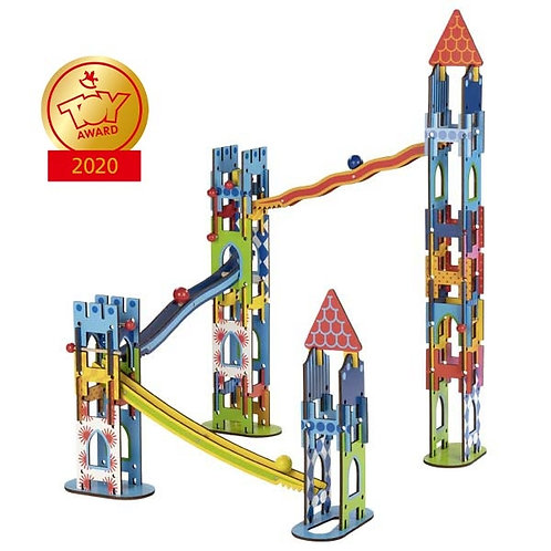 Knights Castle Ball Track
