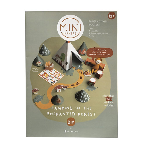 Mini Makers Enchanted Forest Make & Play Set