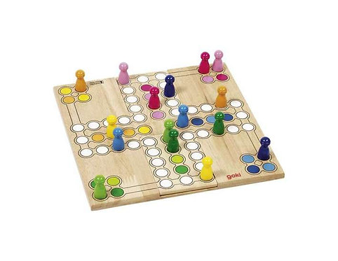 Classic Ludo Game for 2-4 players