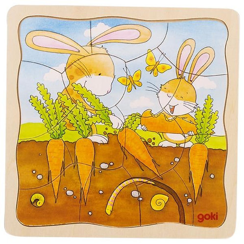 4-Layer Vegetable Patch puzzle
