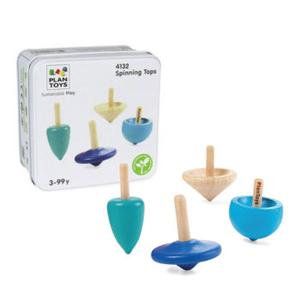Spinning Tops Mini Travel Game