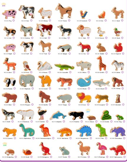Lanka Kade 24 Animal Advent Special