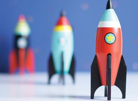 The Importance of a Simple Toy Rocket