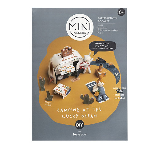 Mini Makers Lucky Ocean Make & Play Set