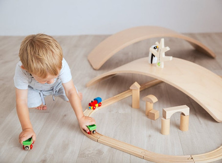 Why Choose Wooden Toys?