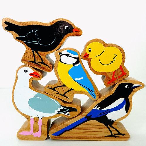 Lanka Kade British Birds