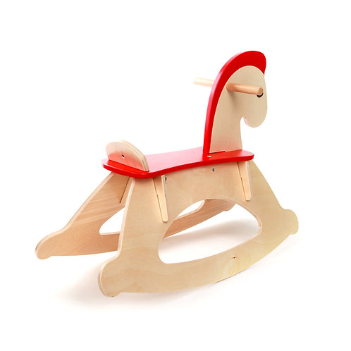 Grow With Me Rocking Horse