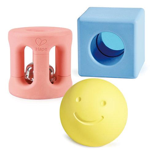Geometric Rattle Set