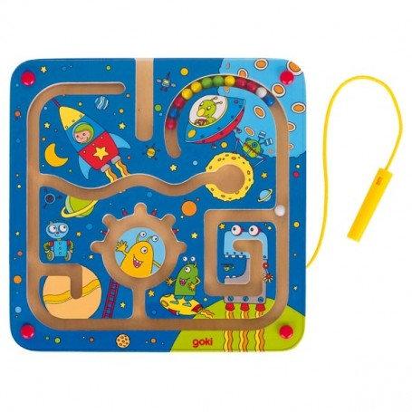 Magnetic Maze Board