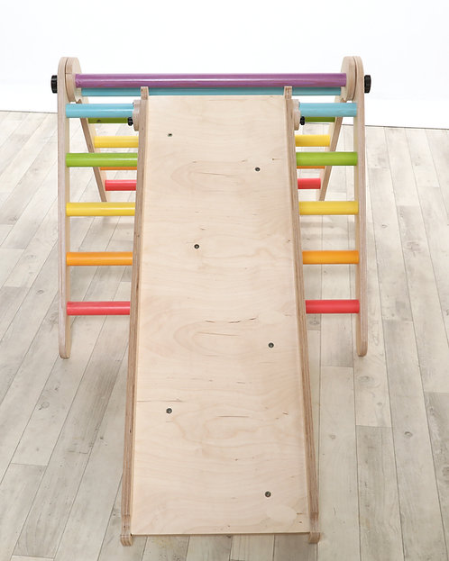 Wee-UN Pikler Climbing Frame Slide (without accessories)
