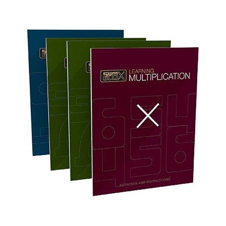 Sumblox Lesson Book Set
