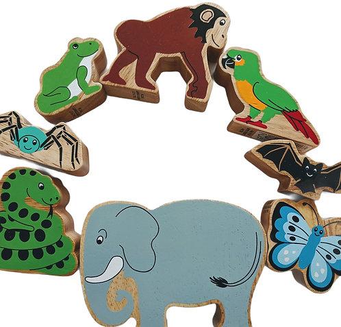 Monkey Puzzle Story Sack