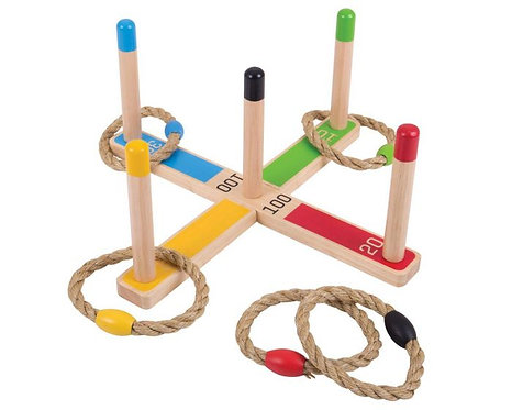 Hoopla Quoits Family Game