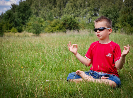 A few simple ways to incorporate mindfulness into your child's life
