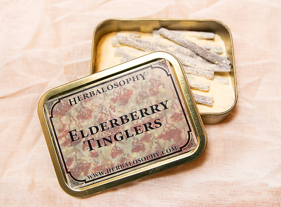 Elderberry Tinglers