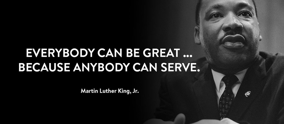 'A Day On, Not A Day Off' Celebrating MLK Day Through Service