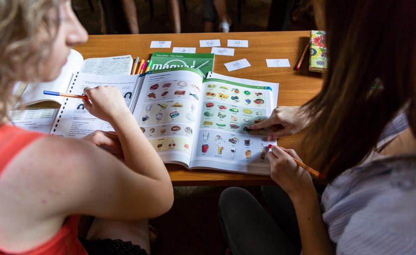 Naprakész tananyag és tankönyvek