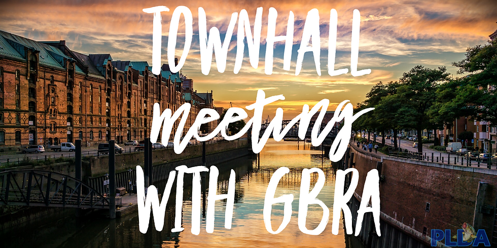 Town Hall Meeting with GBRA