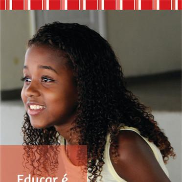 Folheto para escola EDEM