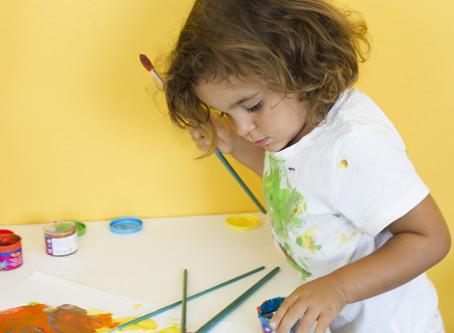 Educação Infantil: a educação começa aqui!