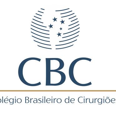 Nova logo Colégio Brasileiros de CIrurgiões
