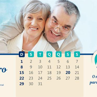 Detalhe calendário para SAID RIO- cuidadores de idosos