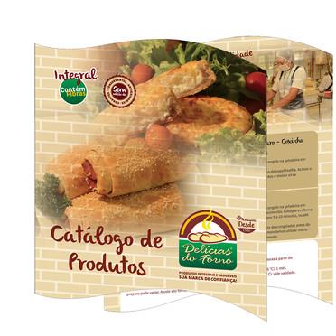 Catálogo de produtos Delícia do Forno