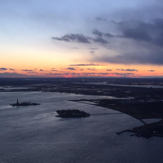 Timelapse Over The Hudson River