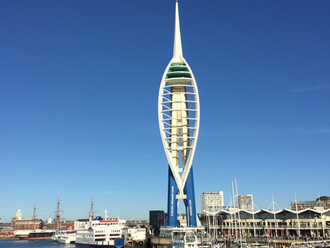 Portsmouth Harbour & Gunwharf Quays