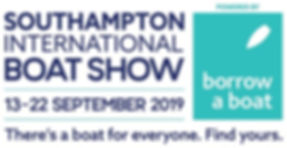 Southampton RIB Charter will be exhibting at the 2019 Southampton Boat Show