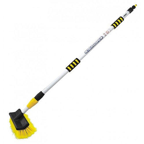AUGUST RACE PROFESSIONAL TELESCOPIC WATER-FED BRUSH