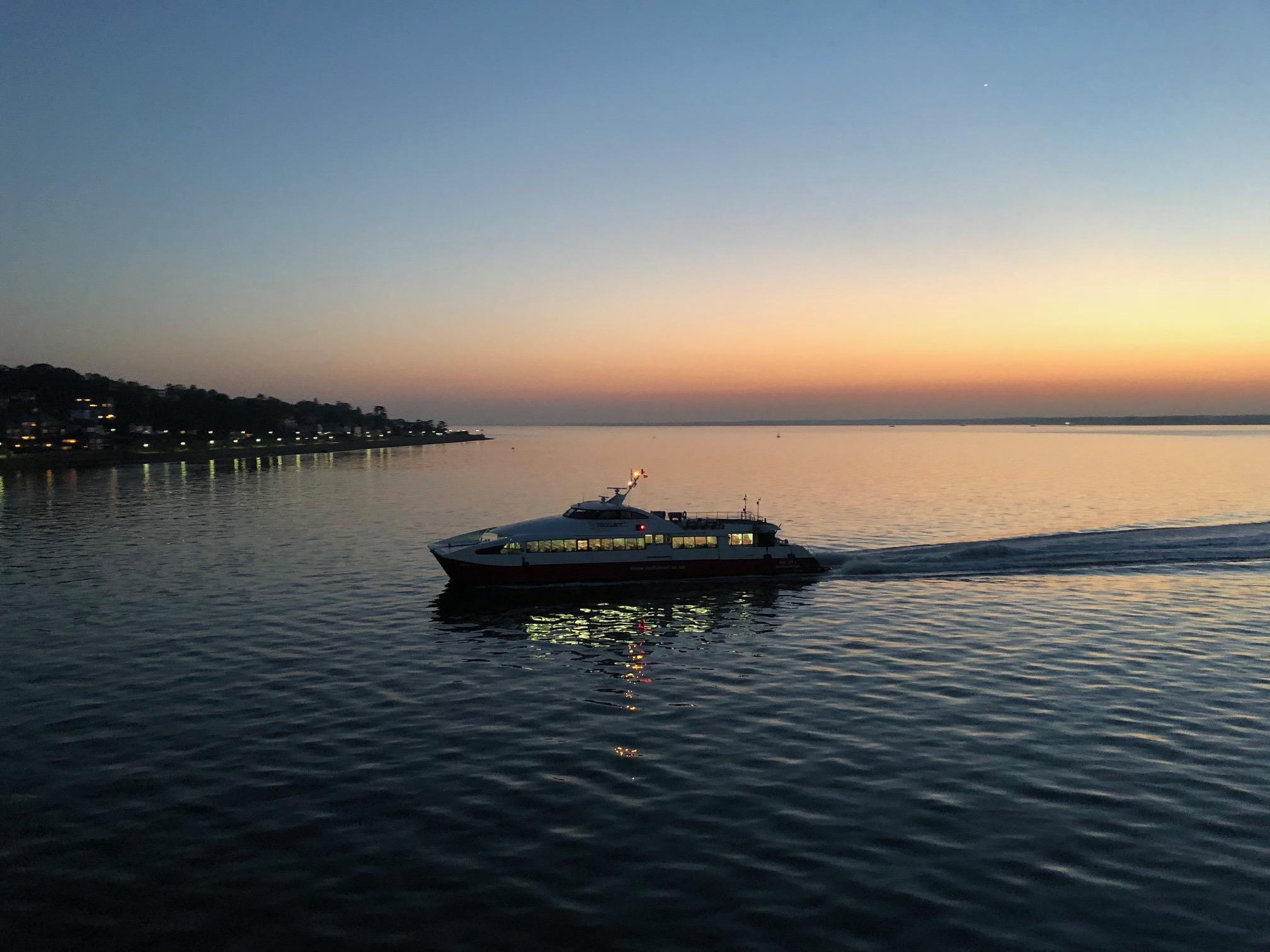 Southampton RIB Charter and Hire