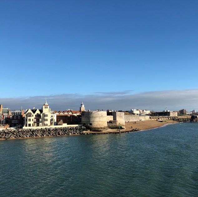Portsmouth Round Tower