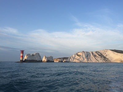 Portsmouth RIB Charter at The Needles