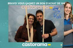 borne photo castorama