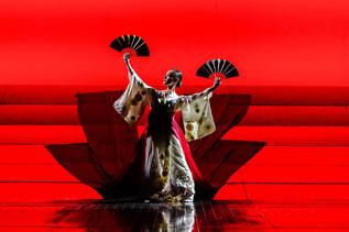 English National Opera - Madame Butterfly