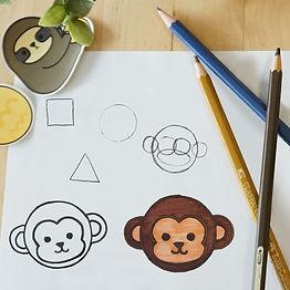 Shape Doodles: Fun with Lines Part 3